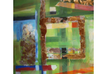 Abstrakcja- Stadnina w Kliczkowie